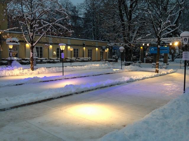 ParkCafé - Winterbiergarten